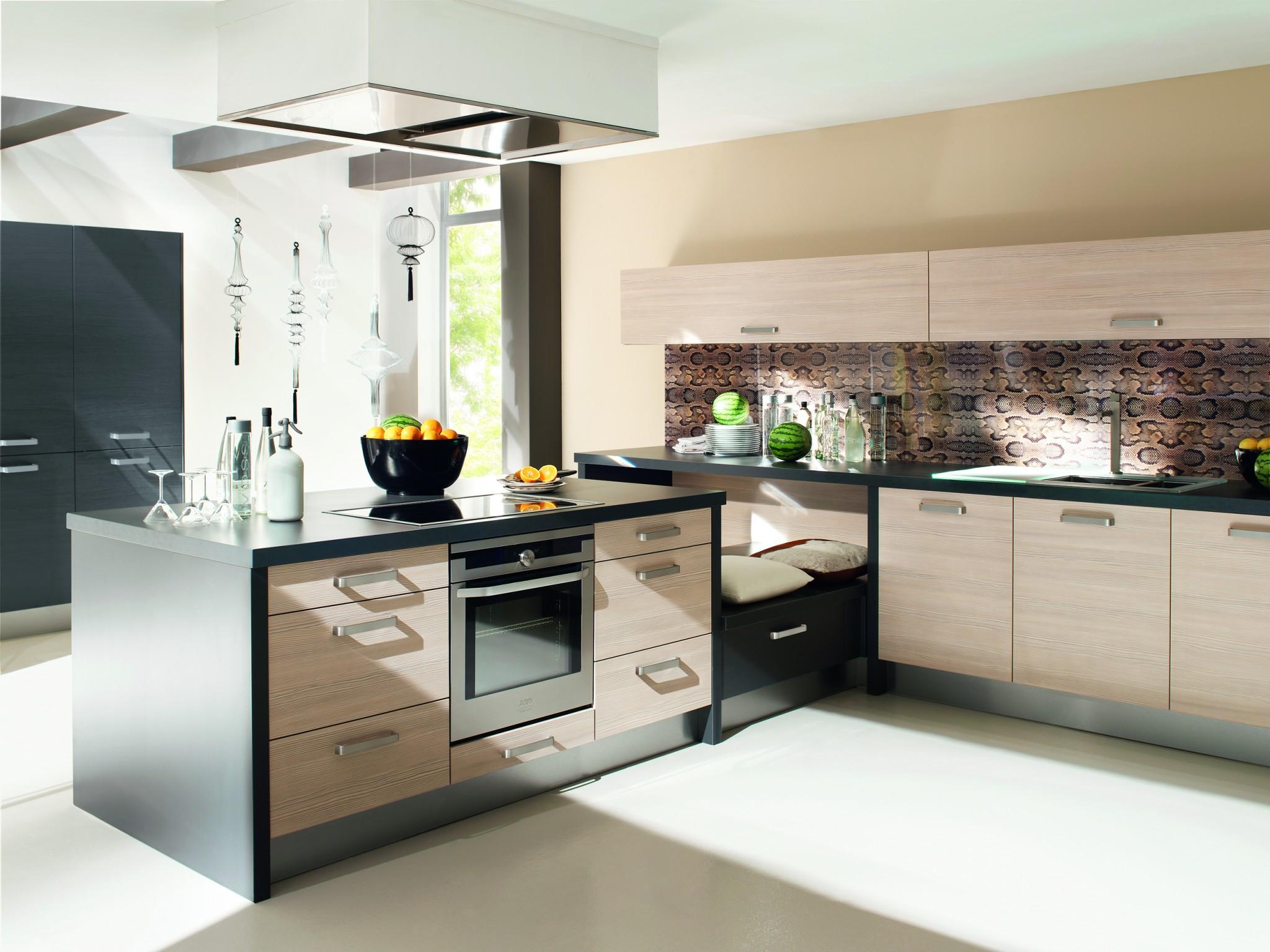 Moderne Küchen maßgefertigt von Küchen Riks in Rheine