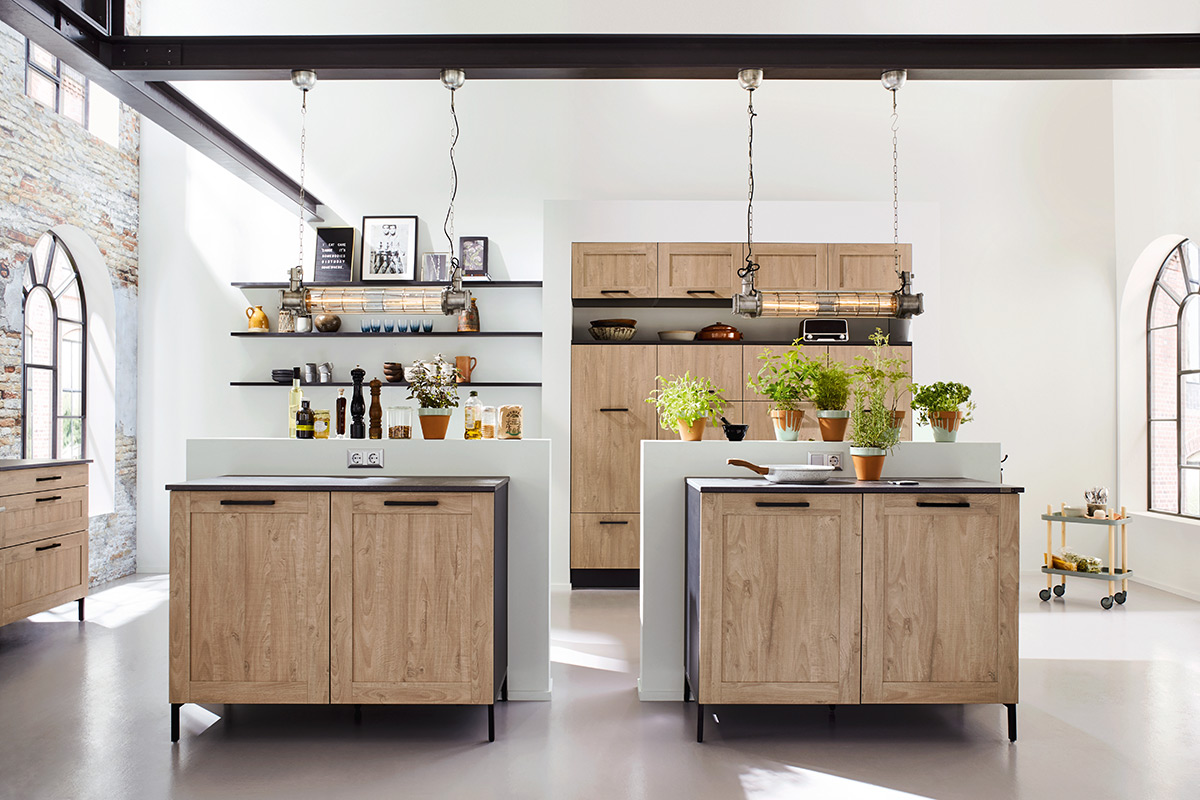 Küchenideen für eine offene Küche - Küchen Riks in Rheine