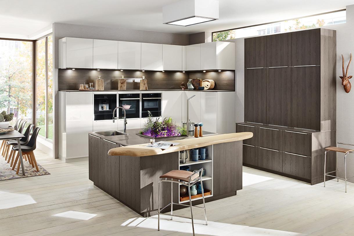Küchenideen für Küchen aus Holz - Küchen Riks in Rheine
